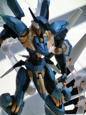 ANUBIS ZONE OF THE ENDERS ジェフティ フィギュア リボルテック
