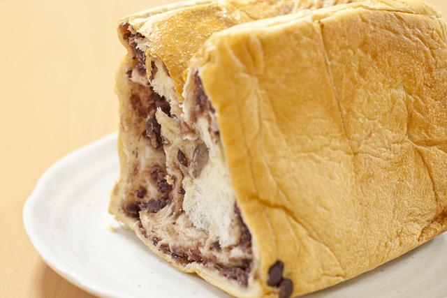 ハートブレッドアンティーク銀座本店 あんこはもうたくさん!あんこ中毒な太っちょ王様のあん食パン