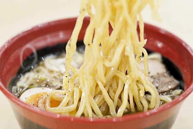 くら寿司 7種の魚介旨辛醤油らーめん