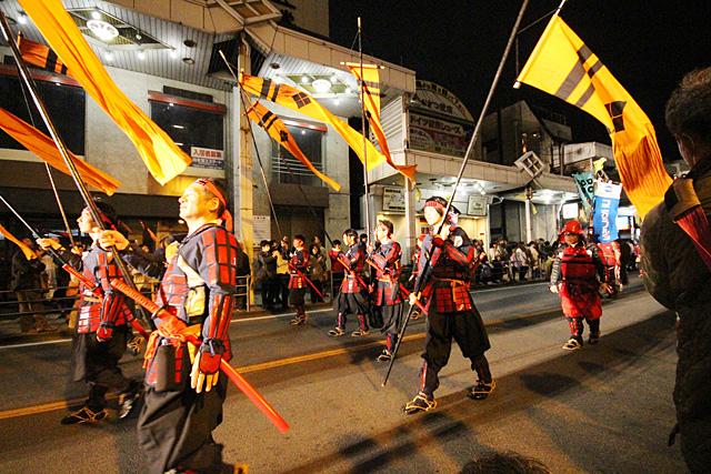 第44回信玄公祭り 甲州軍団出陣式