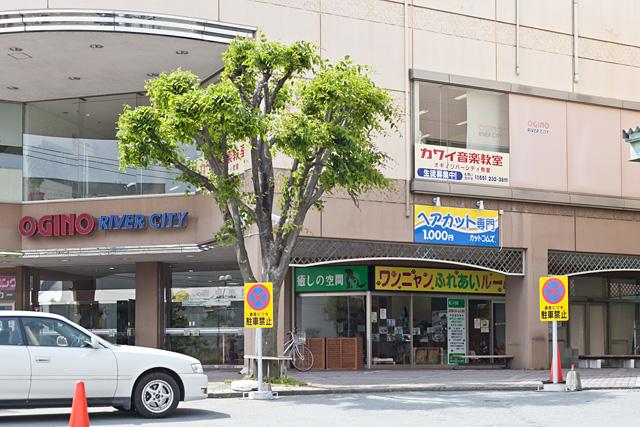 山梨県オギノリバーサイド店