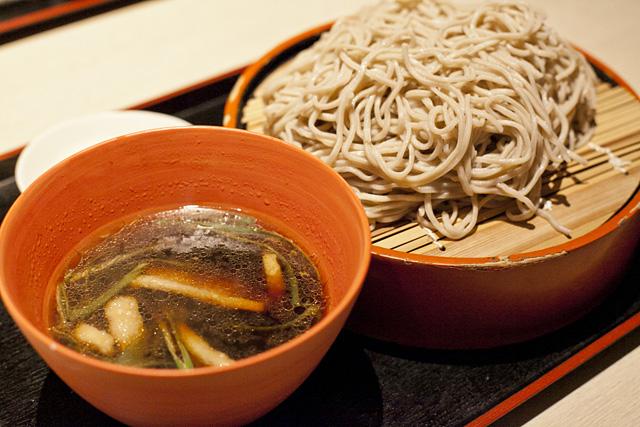 奥京 鴨南ばん蕎麦