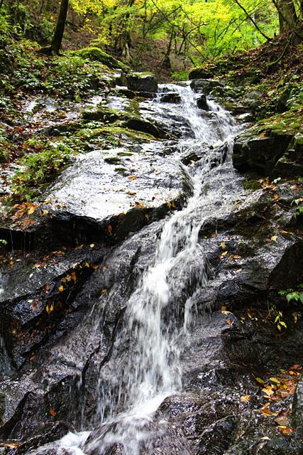 秩父多摩甲斐国立公園・西沢渓谷・七ツ釜五段の滝