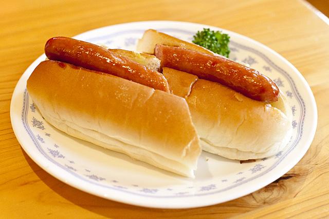 コメダ珈琲 定番ホットドック